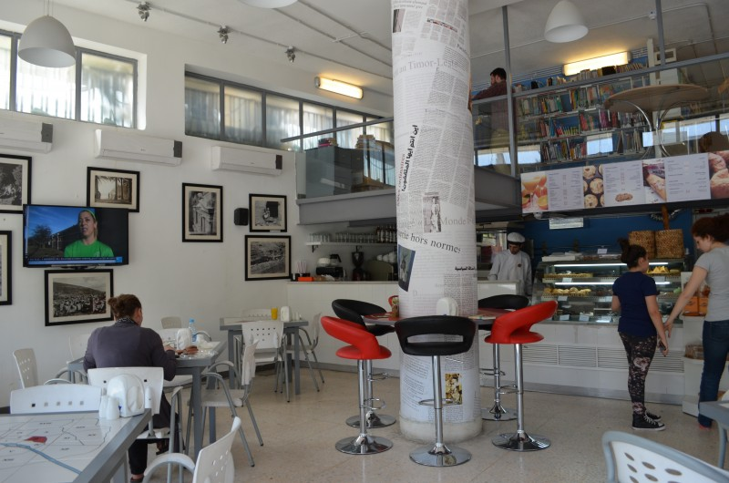 Café des Lettres et des Images Amman