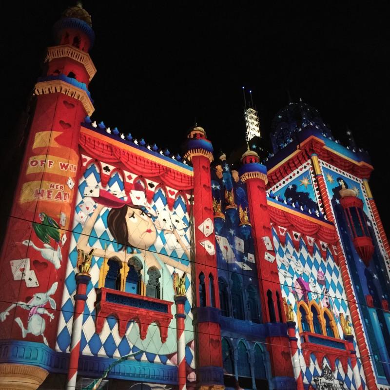 White Night 2015 Melbourne