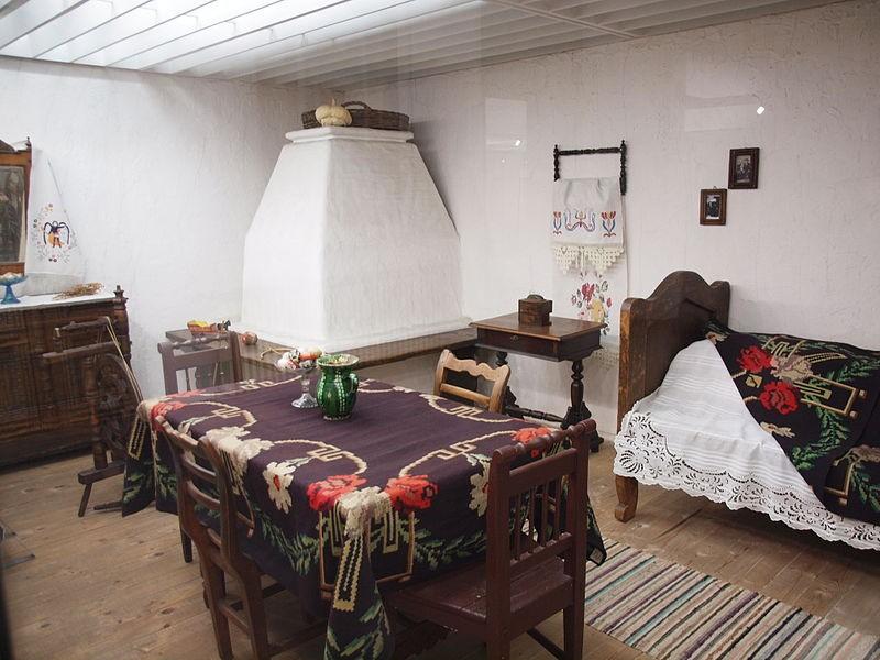 Ethnographical_Museum_Belgrade_serbian_household_Orjen