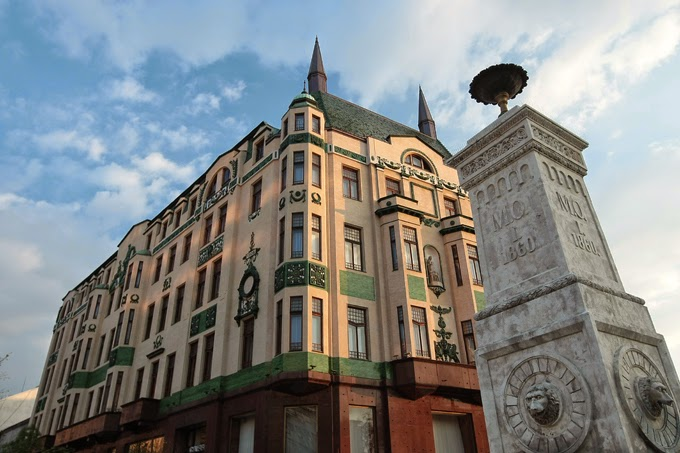 Hotel Moskva Belgrade