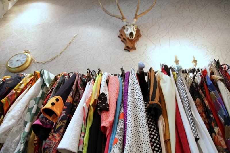 Jane Doe Vintage shop Belgrade