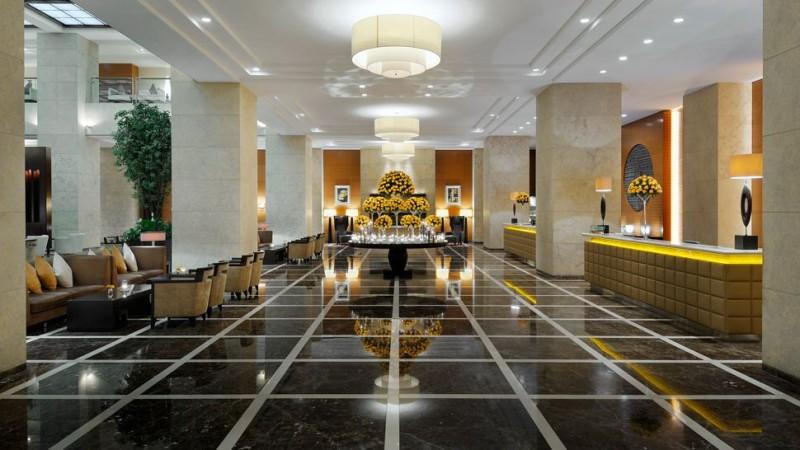 Grosvenor House Dubai lobby