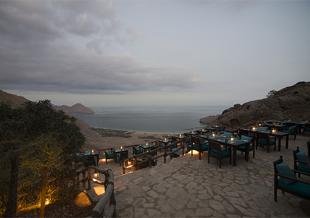 Six- Senses Zighy Bay