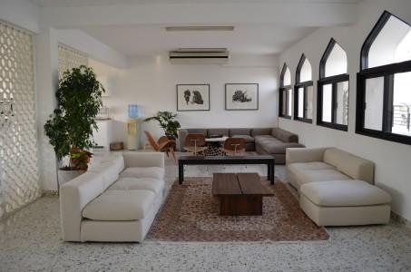 Tashkeel Dubai Common room