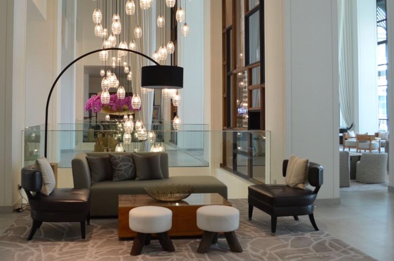 Vida Dowmtown Dubai Lounge