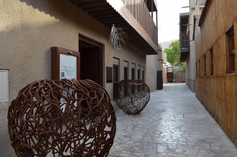 Xva art hotel dubai a hotel review we modern flaneurs for Art hotel dubai