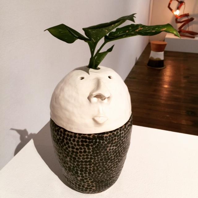 Kim Jaeger Pot Head
