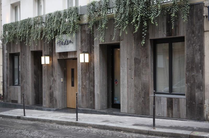 HIDDEN HOTEL PARIS 17 - EXTERIEUR