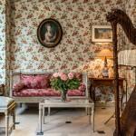 Paris Hotel Caron de Beaumarchais salon