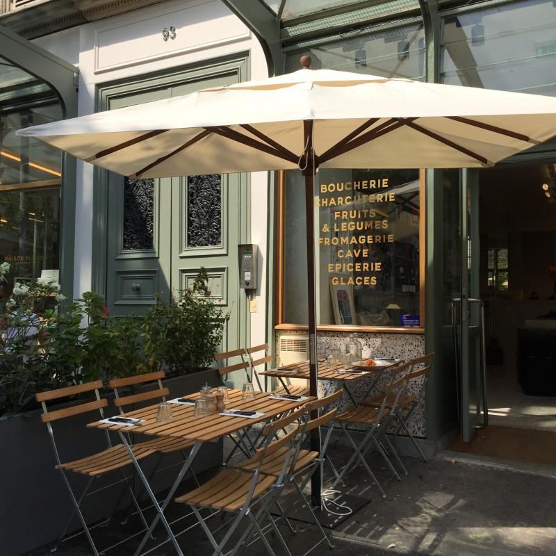 Paris Maison Plisson