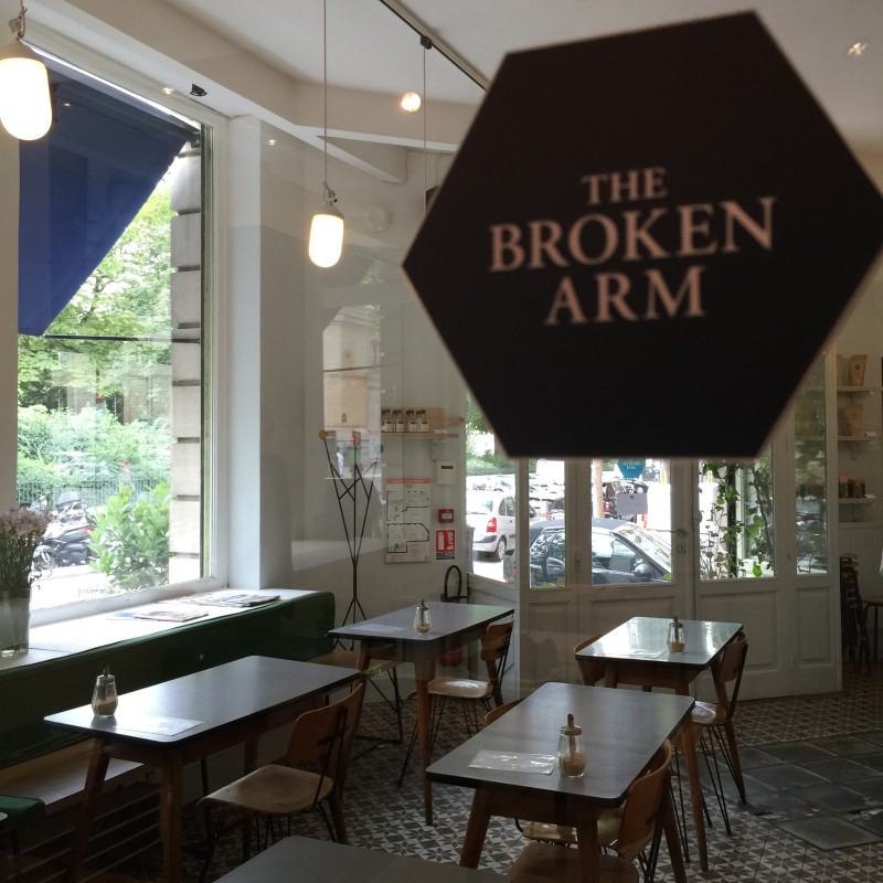 The Broken Arm Paris