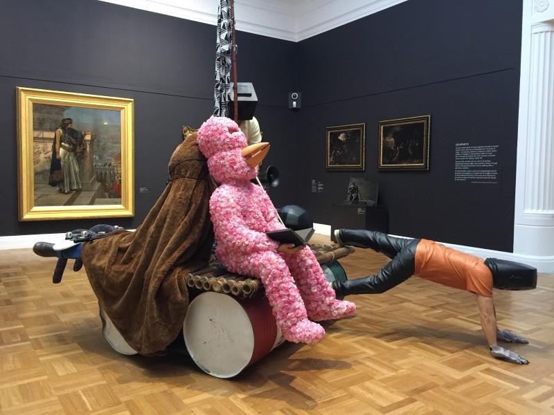 Art Gallery of South Australia Journeys