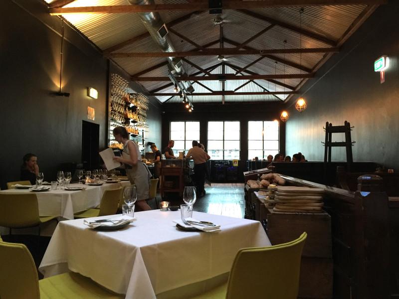 Press restaurant Adelaide