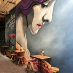 Street art in Adelaide, Australia