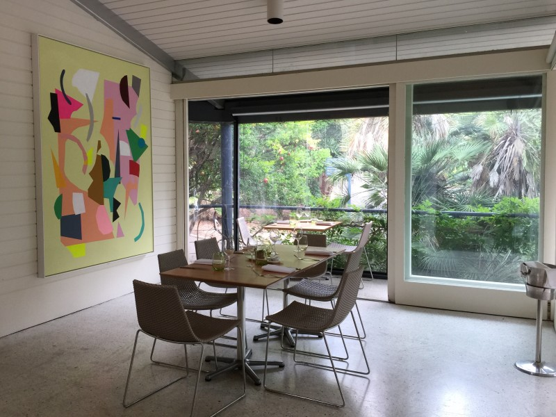 Botanic Gardens restaurant Sydney