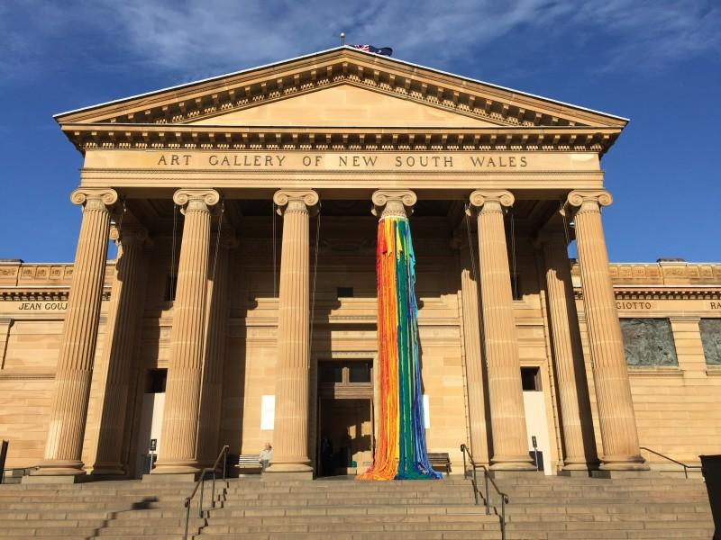 Art Gallery of NSW Sheila Hicks