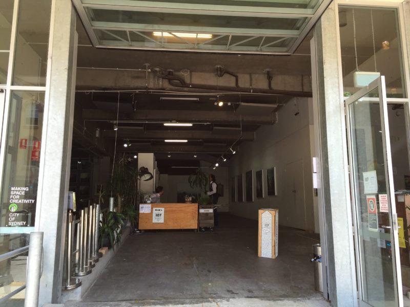 107 projects Redfern Sydney