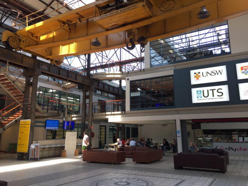 Australian technology park sydney