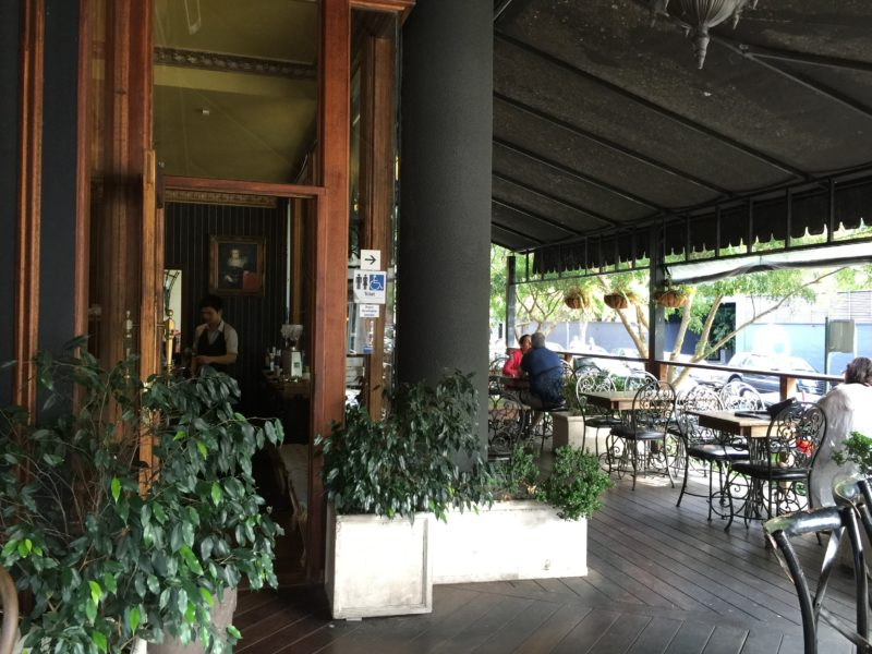 Boulangerie Danske street Sydney