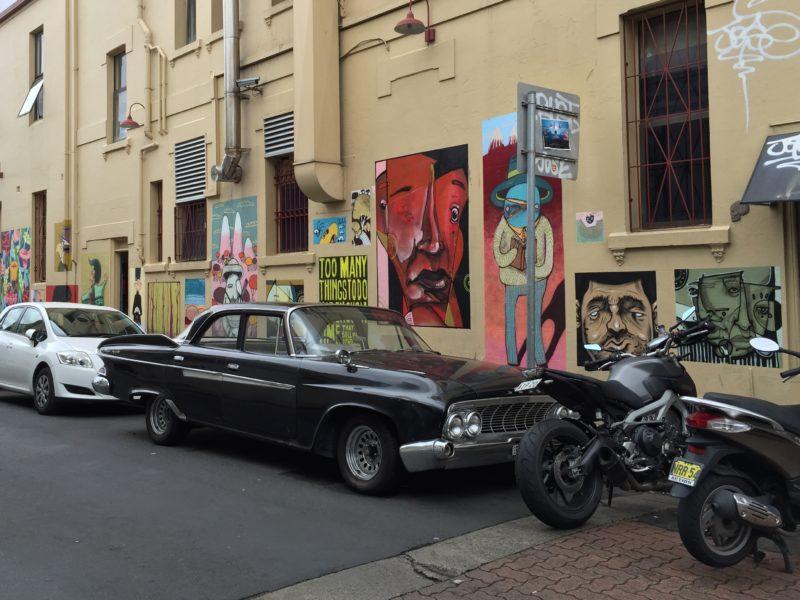 Newtown Sydney