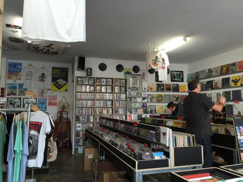 Repressed records sydney