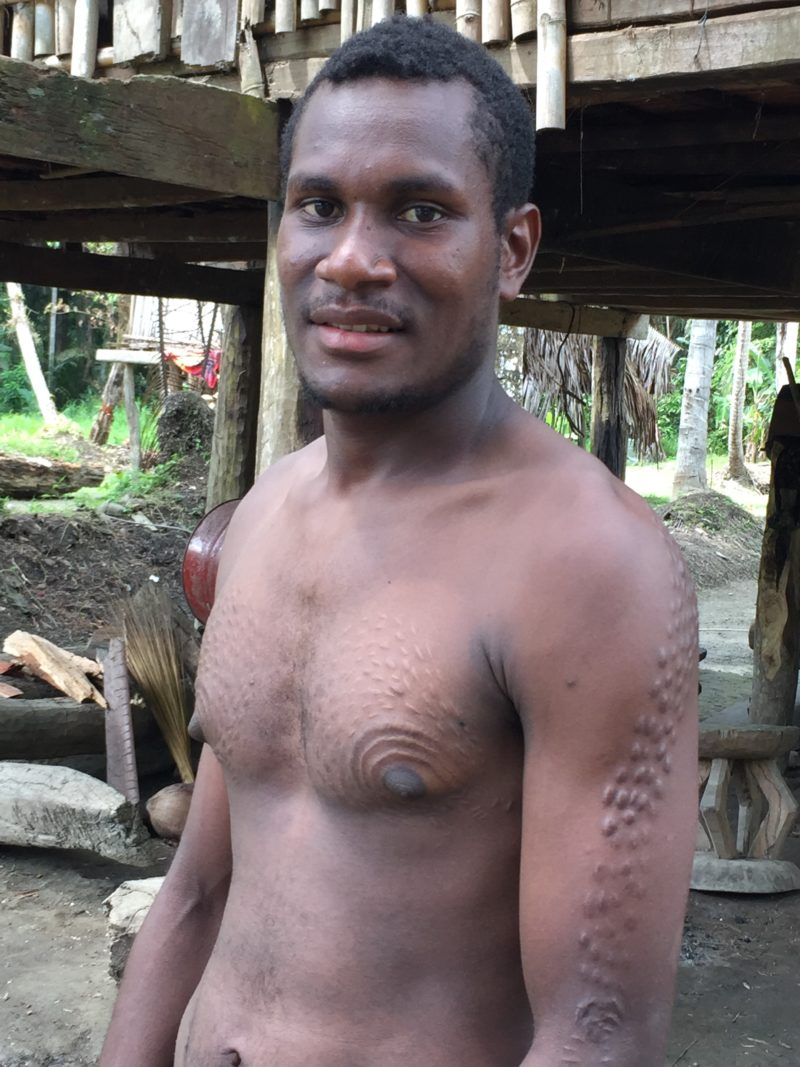 PNG Kanganamun scarifications