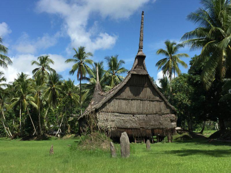 PNG Palembe Spirit house