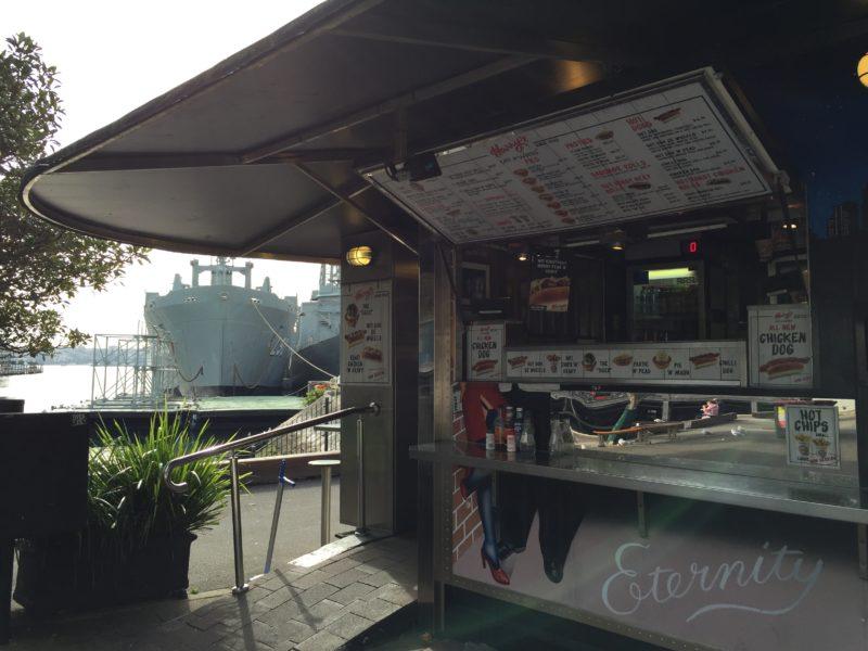 Harry's cafe de wheels Sydney